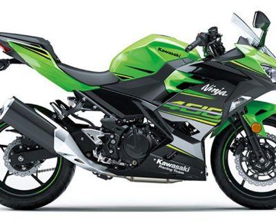 2018 Kawasaki Ninja 400 KRT Edition Sport Norfolk, VA