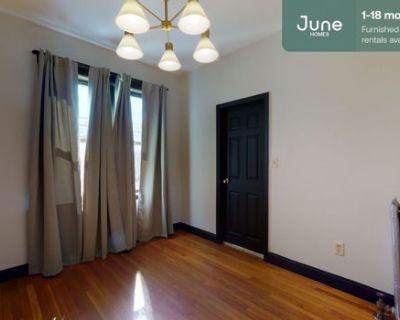 #387 Private Queen Room in Brighton 4-bed / 2.5-bath apartment