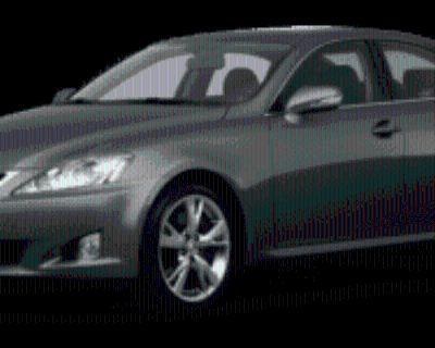 2010 Lexus IS IS 350