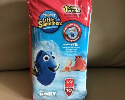 New Large Little Swimmers