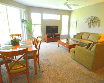 19-202 Gated Resort, Private balcony, heated pool, minutes from Disney! gym - Four Corners