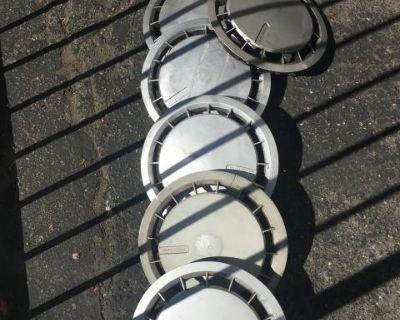 Vanagon hub caps
