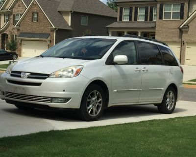 2004 Toyota Sienna XLE Limited fully loaded, 166k miles