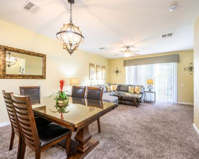 NEW LISTING!Beautiful Townhome [CDC COMPLIANT] l4009 LTR - Orlando