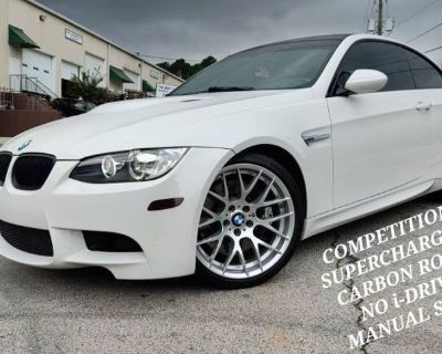 2012 BMW M3 Standard