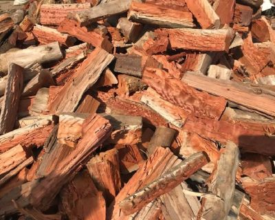 Firewood and materials