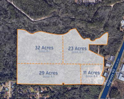FOR SALE: 95 Acres, B-3/R-1