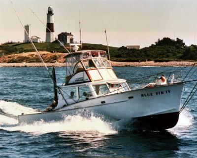 1969 Custom Built Commercial Fishing/6 Passenger Charter Boat