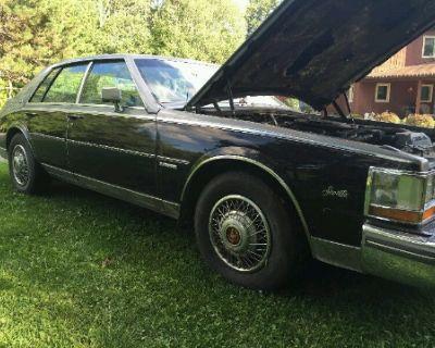 1981 Cadillac Seville - 900$