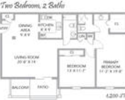 Woodland Springs Apartment Homes - Two Bedroom