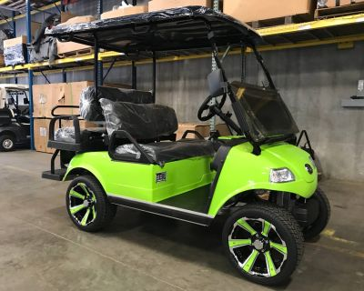 2021 Evolution EV Classic 4 AC Pro Deluxe Electric Vehicles Rogers, MN