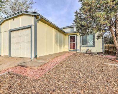 Aurora House w/ Private Yard & Deck - Near Denver! - Prides Crossing