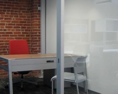 Private Office for 2 at BLANKSPACES Santa Monica