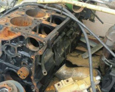 1999 - 2007 Cummins Ism Diesel Engine Block