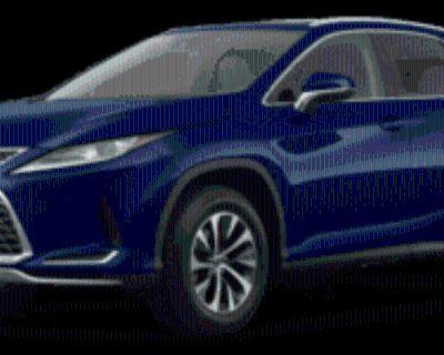 2020 Lexus RX RX 350 F Sport