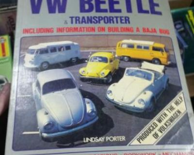 Guide to purchase and diy restore bus and bug