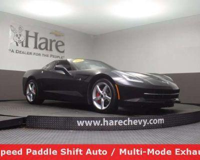 2014 Chevrolet Corvette Stingray Base 1LT