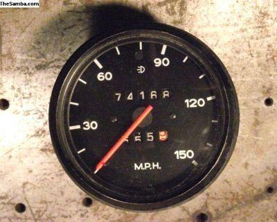 1974 - 1976 Porsche 914-4 2.0 Speedometer