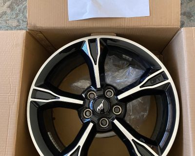 2016 California Special OEM wheels