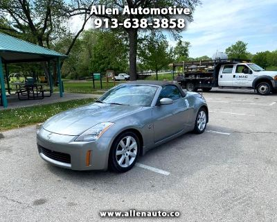 Used 2004 Nissan 350Z Enthusiast Roadster