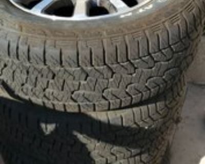 Arizona - 18 inch Lariat wheels available in Phoenix area