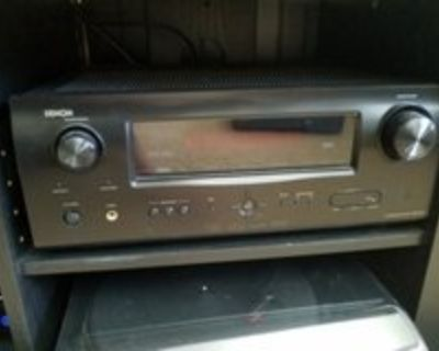 stereo surround sound system