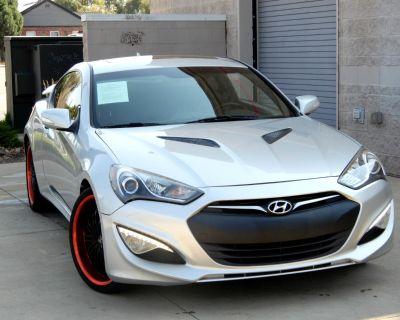 2013 Hyundai Genesis Coupe 2dr V6 3.8L Auto Grand Touring w/Blk Lth