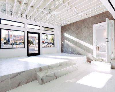 "Unique and bright creative space in Echo Park ""Workshop/Studio"", Los Angeles, CA"