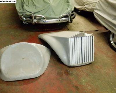 Rolls Royce fiberglass kit