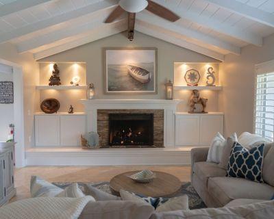Luxury Beach Cottage-style Home in Newport Beach - Newport Beach