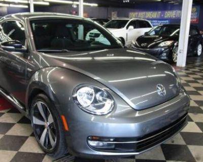 2013 Volkswagen Beetle Turbo Fender Edition