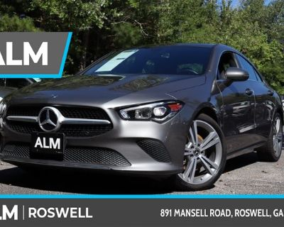 Pre-Owned 2020 Mercedes-Benz CLA CLA 250 FWD Coupe
