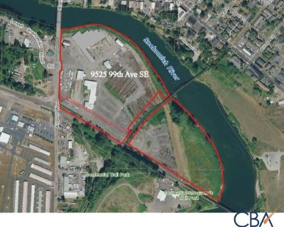 9525 99th Ave SE, Snohomish, WA Industrial