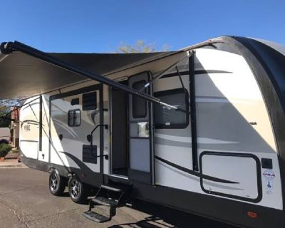 By Owner! 2016 30ft. Forest River Vibe extreme lite w/2 slides