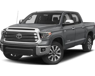 New 2021 Toyota Tundra Limited RWD CrewMax