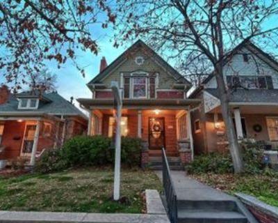 651 N High St, Denver, CO 80218 3 Bedroom House