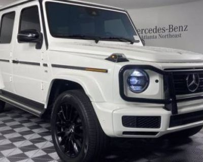 2021 Mercedes-Benz G-Class G 550