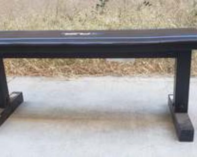 Flat Bench for Home Gym (bench press, dumbbell press)