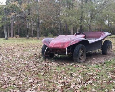 VW fiberglass dune buggy