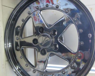 FOR SALE: - Bogart Racing Wheels GT500's