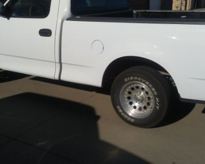 Ford F150 1997-2004 Wheeels/Tires