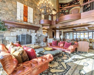 Ski Dream Home, Ski In Ski Out, Sleeps 16, Private Pool, Free Daily Housekeeping - Midway