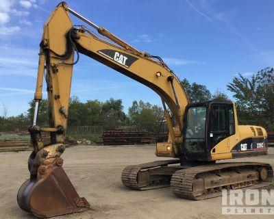 2004 Cat 320CL Track Excavator