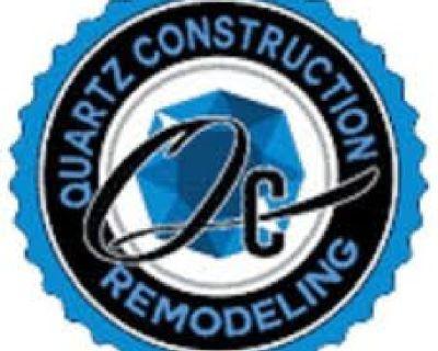 Quartz Construction San Jose