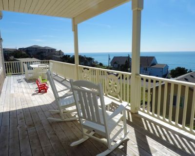 Gorgeous Oceanview Beach House @Olivia Beach View fr. 3 Floors! Pool, Pvt HotTub - Olivia Beach