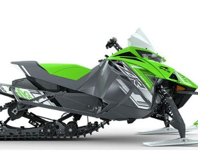 2022 Arctic Cat ZR 8000 Limited ES Snowmobile -Trail Osseo, MN