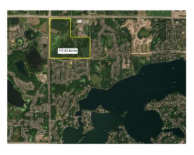 117.43 Acres Land for Sale Commercial/Multifamily/Residential
