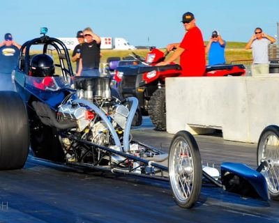 Turn Key Injected SBC Front Engine Dragster
