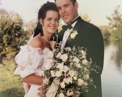 Congratulations! 25th Wedding Anniversary