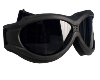 Big Ben Smoke Lens Anti Fog Fit Over Rx Glasses Flexible Motorcycle Goggles